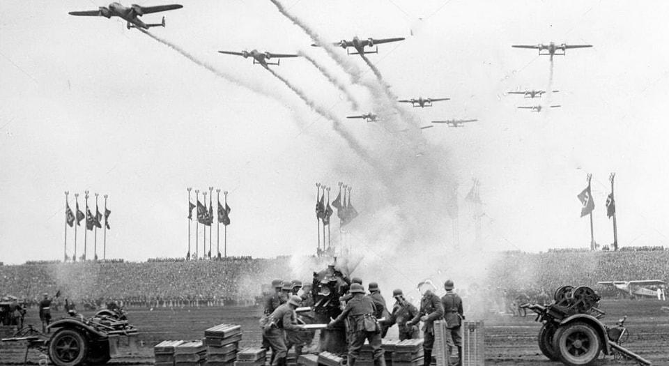5-12 сентября 1938 года. г. Нюрнберг