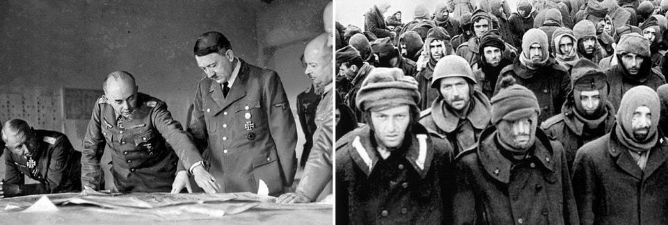 Адольф Гитлер и Сталинградская трагедия