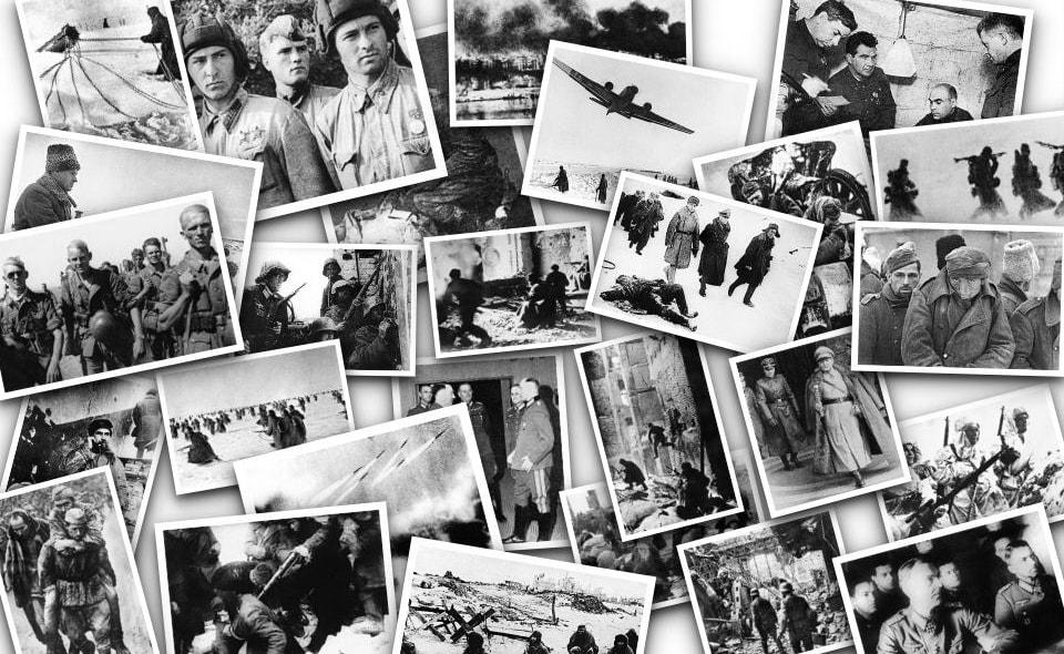Интересные мысли из книги Сталинград Энтони Бивора