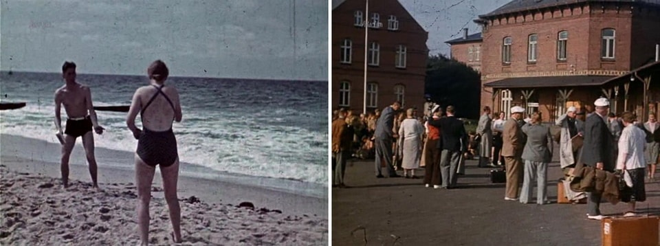 Лето 1933. Порт Гамбург