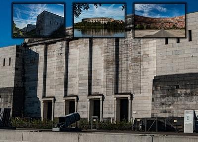 Территория съездов партии Нюрнберг
