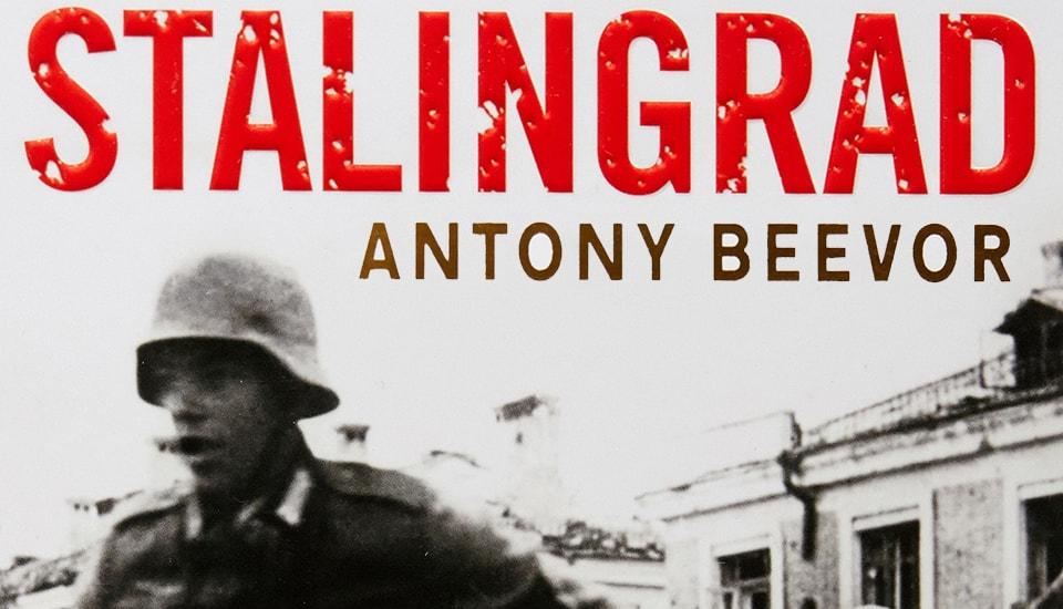Книга Энтони Бивор Сталинград