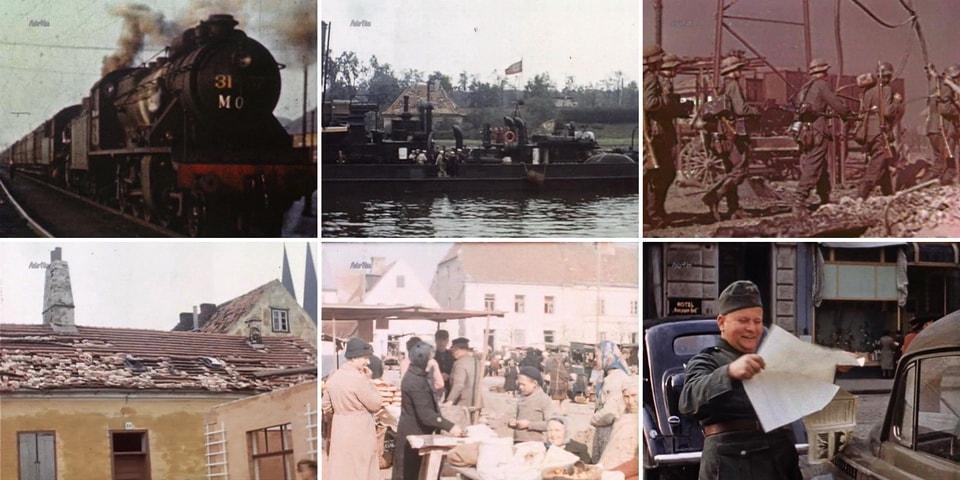 Сентябрь 1939 года. Польша.