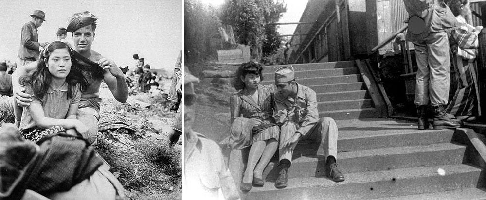 Изнасилования американскими солдатами японских женщин