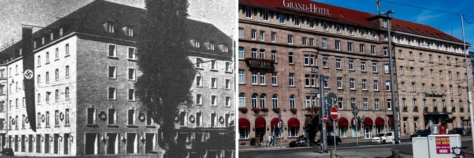 GÄSTEHAUS DER NSDAP - HOTEL OF THE NSDAP