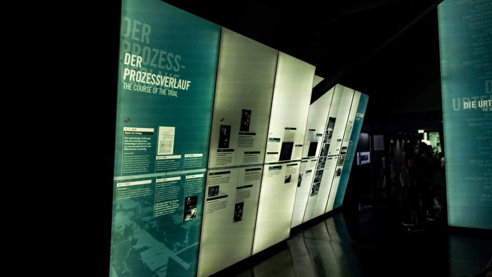 CONDUCT AND VERDICTS.. Nuremberg Trials Memorium