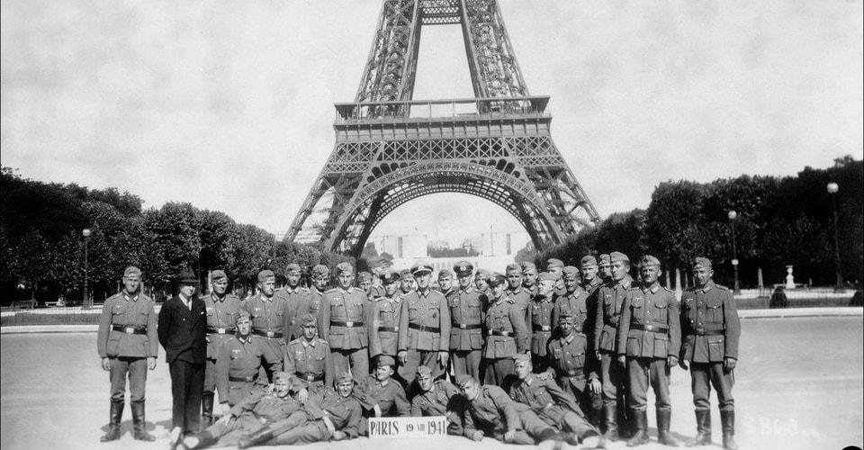 наблюдала за успехами Гитлера в Европе