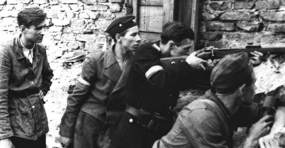 Варшавское восстание 1944 и Освенцим