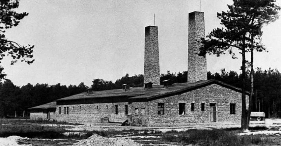 Восстание зондеркоммандо Освенцим