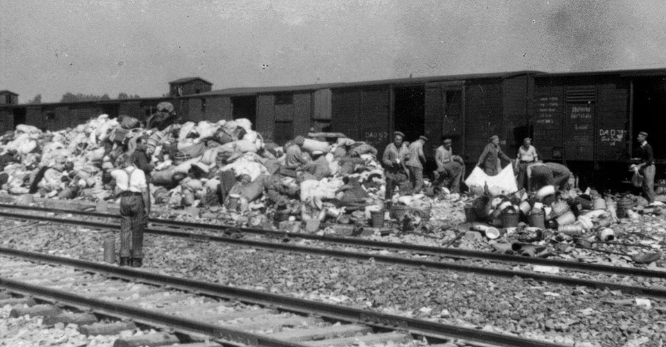 Уничтожение следов преступлений в Освенциме