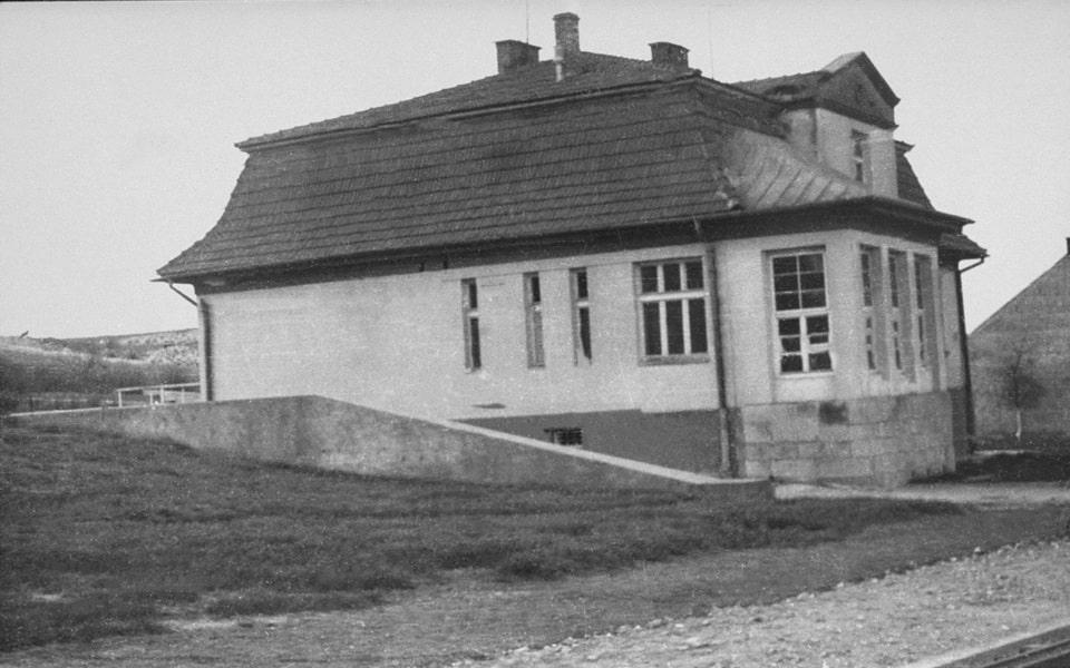 Amon Goeth villa Plaszow camp