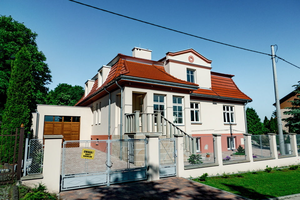 Amon Goeth villa Plaszow concentration camp today