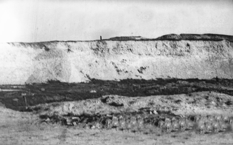 ''C Dolek'' mass execution site Plaszow