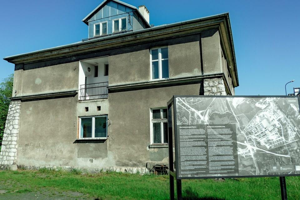 Plaszow concentration camp today