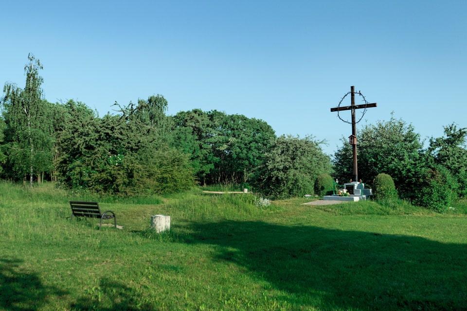 ''Hujowa Górka'' mass execution site