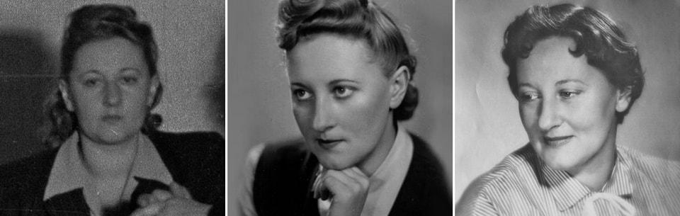 Кристина Живульская до Освенцима