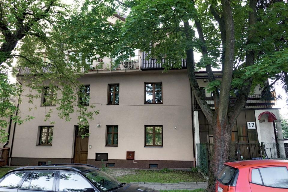 Jerozolimska 8 and 10 Krakow today
