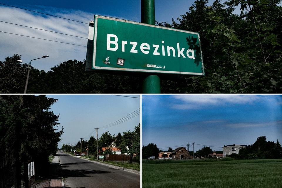 BRZEZINKA VILLAGE Birkenau
