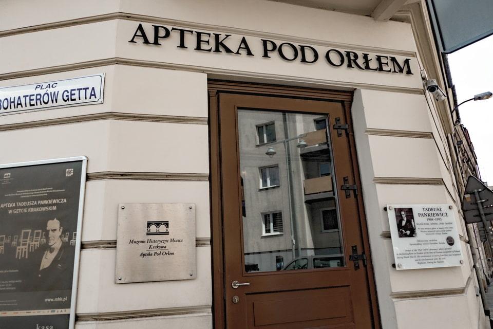 Pharmacy under the Eagle (Apteka pod Orlem)