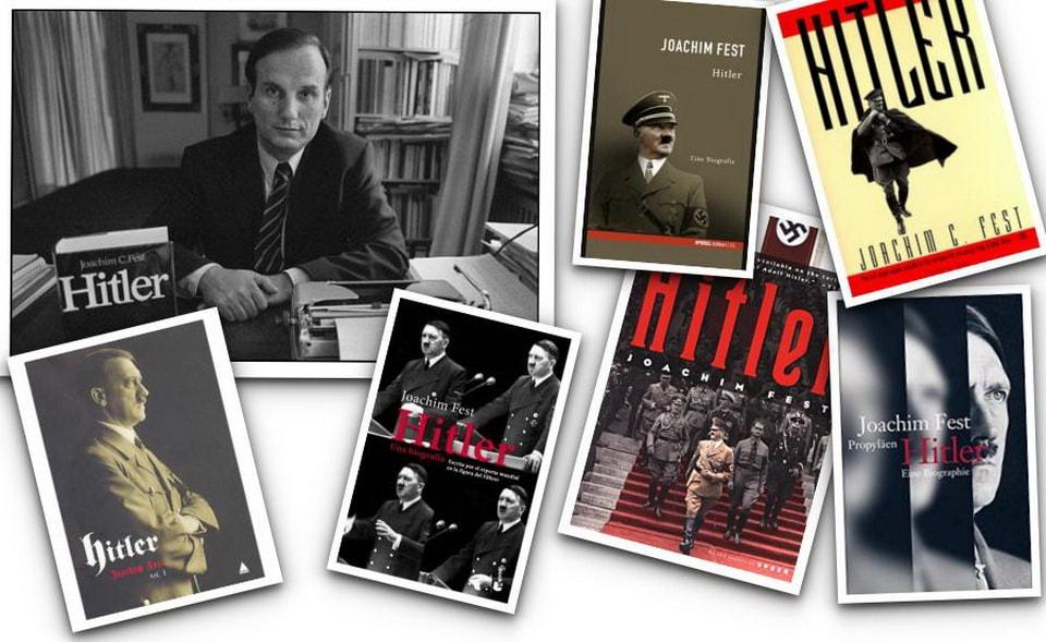 Иоахим Фест – Гитлер.
