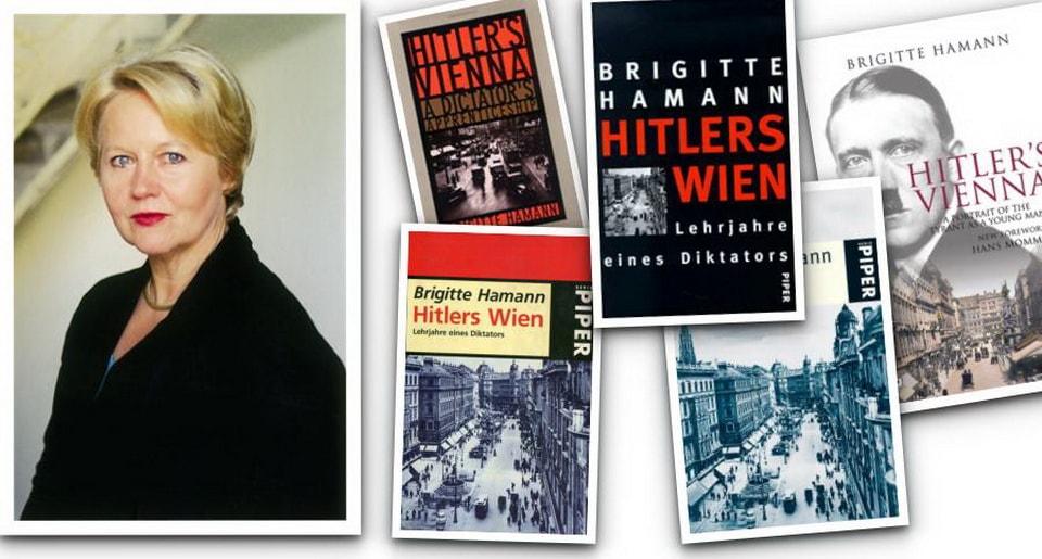 """Хаманн """"Гитлер в Вене. Портрет диктатора в юности'"""