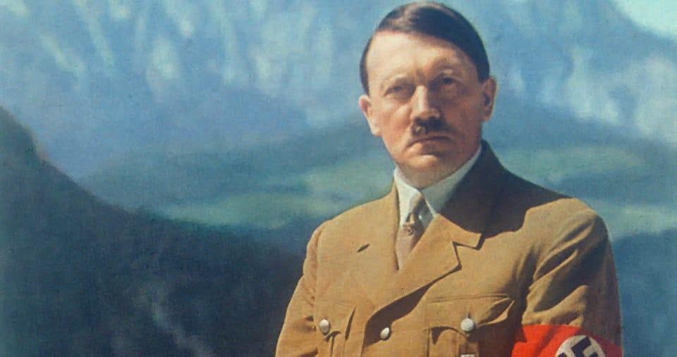 Точки в спорных темах о Гитлере