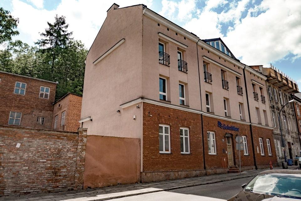 Krakow ghetto Infectious Deceases Hospital