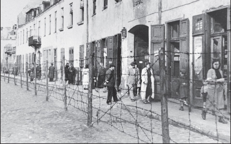 Krakow ghetto during the Holocaust