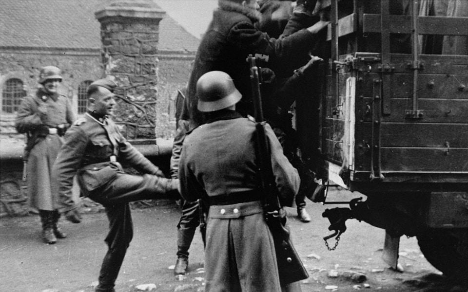 Holocaust in Krakow