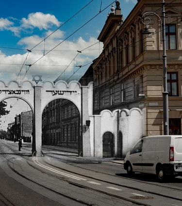 Krakow Ghetto today