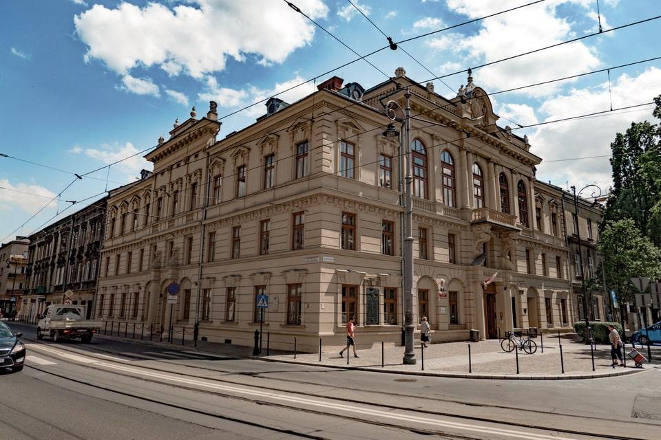 Boleslawa Limanowskiego Street Krakow