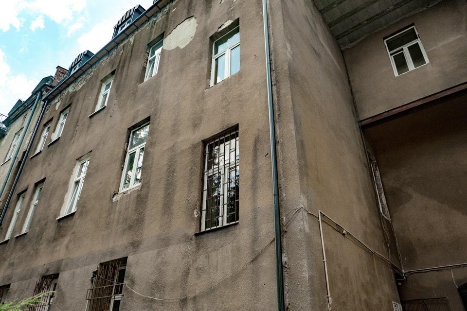 Krakow Orphanage for Jewish children Krakusa 8