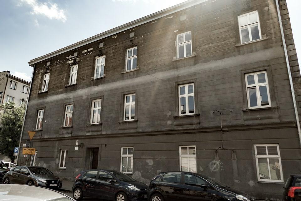 Jewish Orphanage at Jozefinska 22