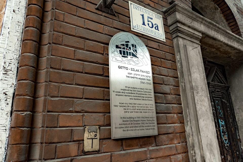 Hospital for the chronically sick Krakow