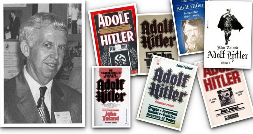 'ADOLF HITLER' BY JOHN TOLAND