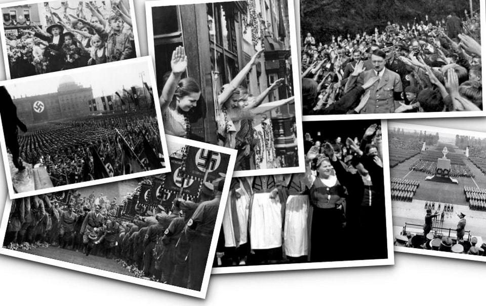 Гитлер и немецкое общество