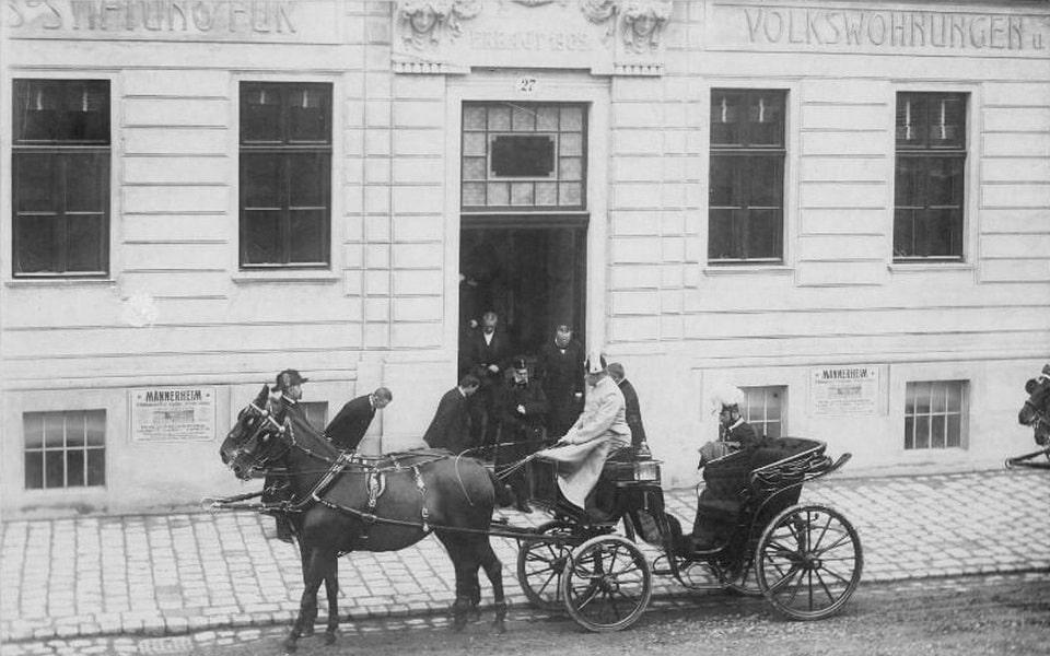 Mannerheim hostel for men