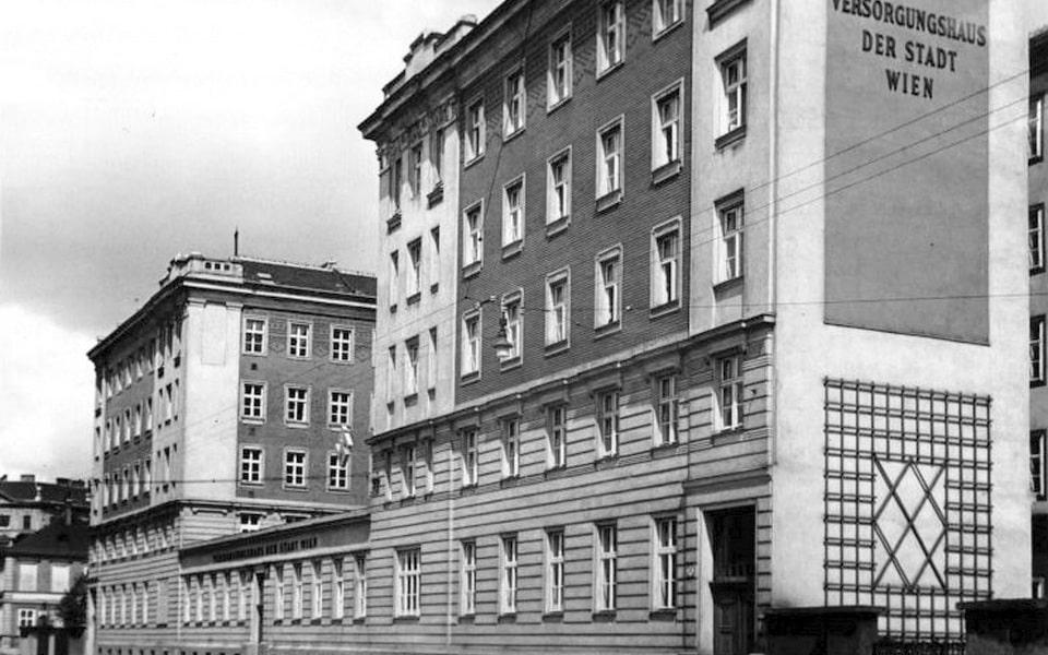 Meldemannstraße 27 WIen Hitler
