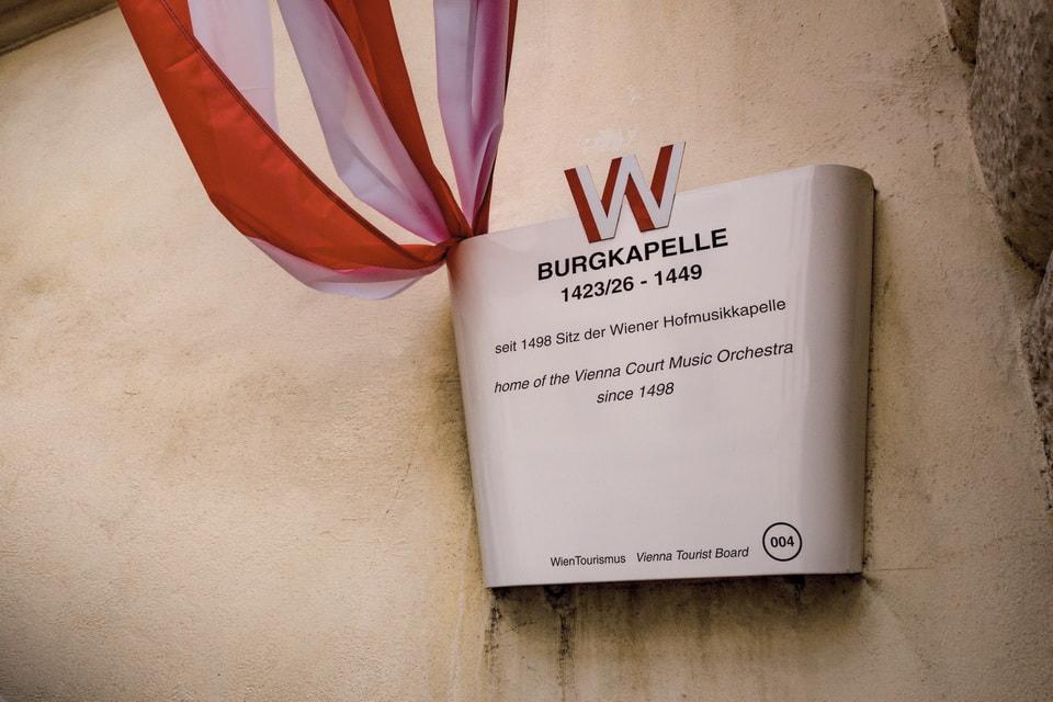 Burgkapelle Wien
