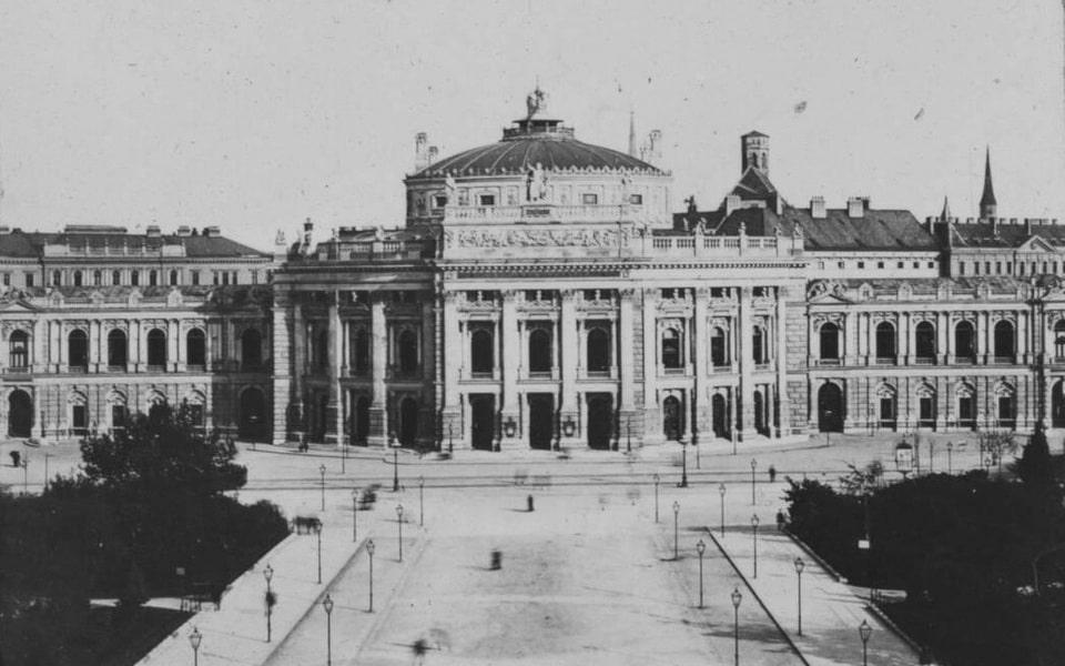 Burgtheater theater Wien