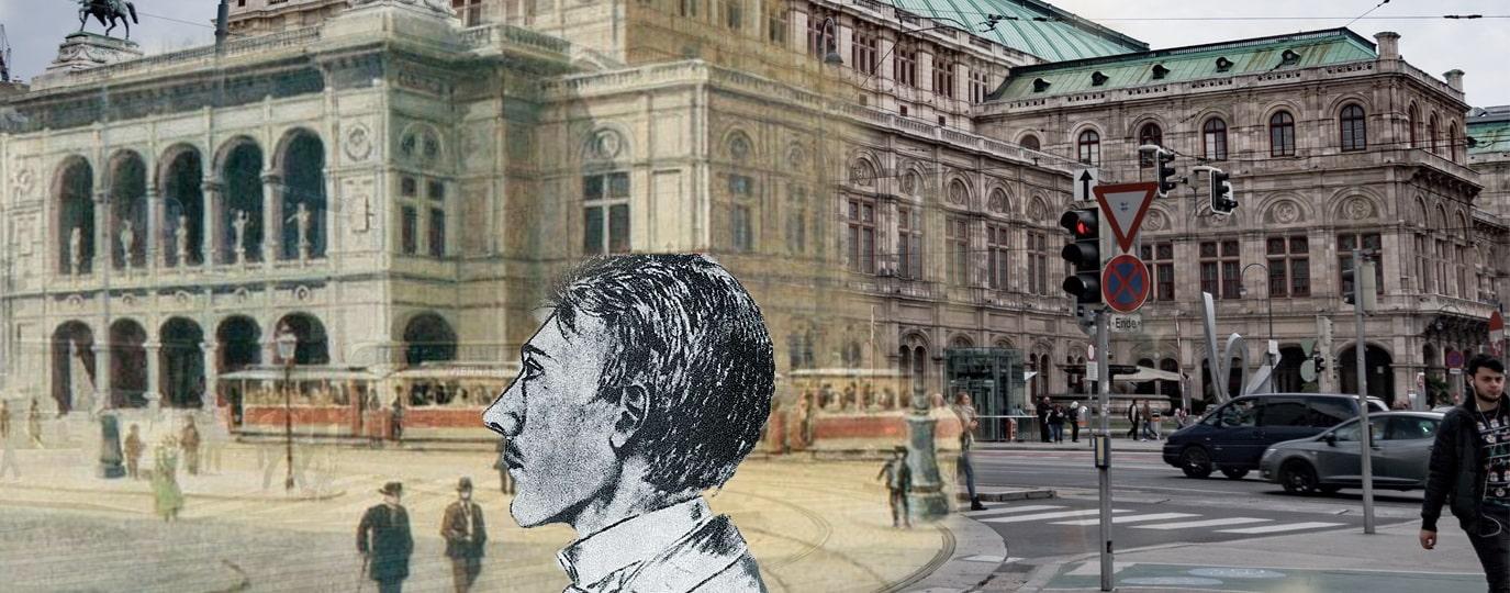 Adolf Hitler in Vienna 1906-1913