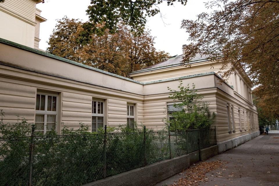 Meidling homeless shelter