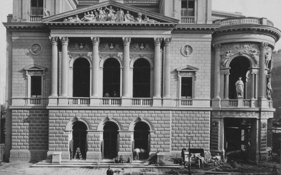 Stadttheater Ronacher Vienna