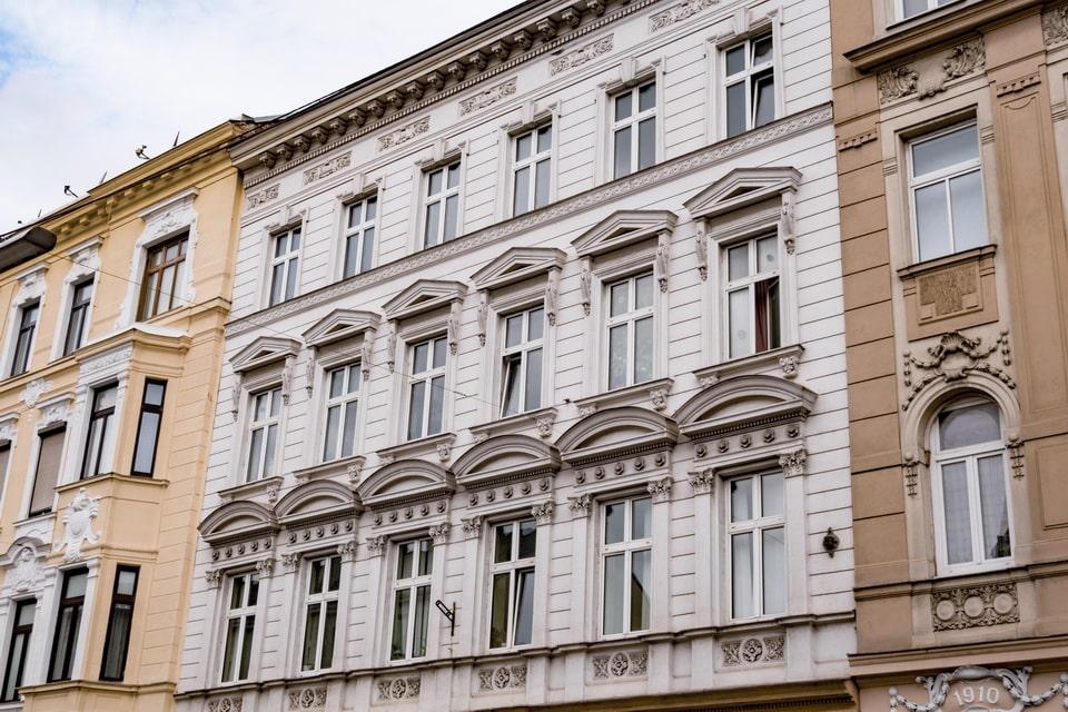 Hitler's third home at Sechshauser Strasse 58 Adolf Hitler