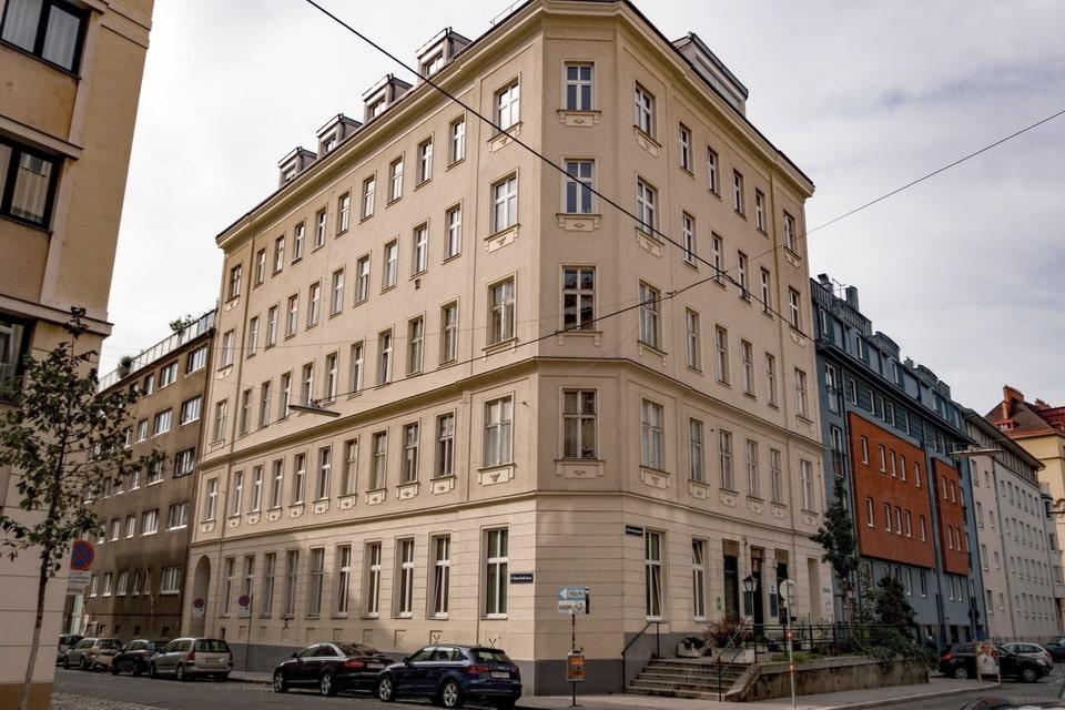 Simon-Denk-Gasse 11 Adolf Hitler Wien