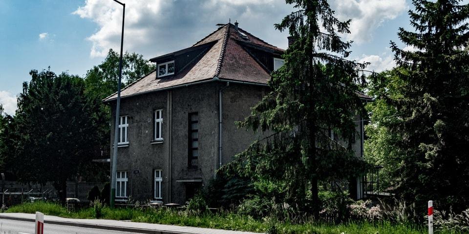VILLA OF RUDOLF HÖSS: Auschwitz camp today