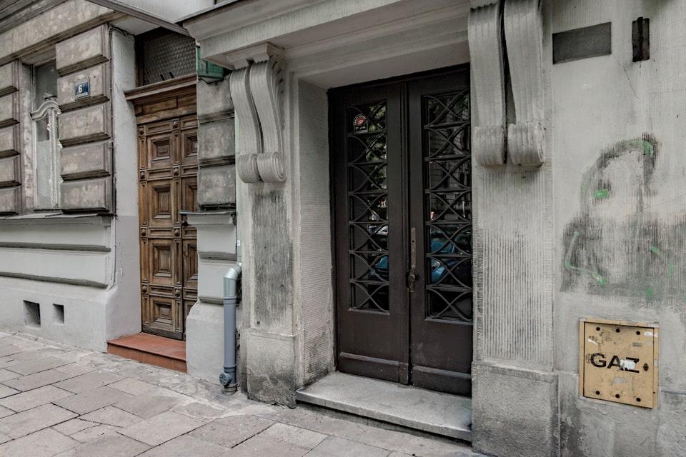 Straszewskiego 7 Schindler's apartment