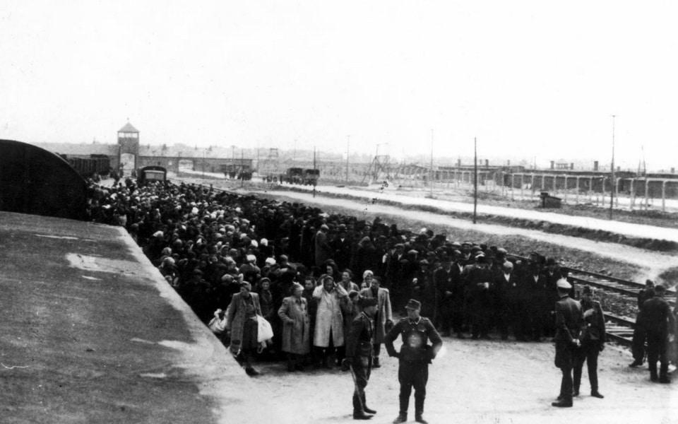 Auschwitz Birkenau 1944