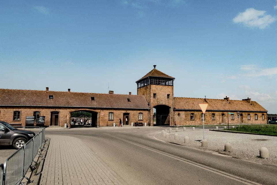 Auschwitz Birkenau Schindler's list filming location