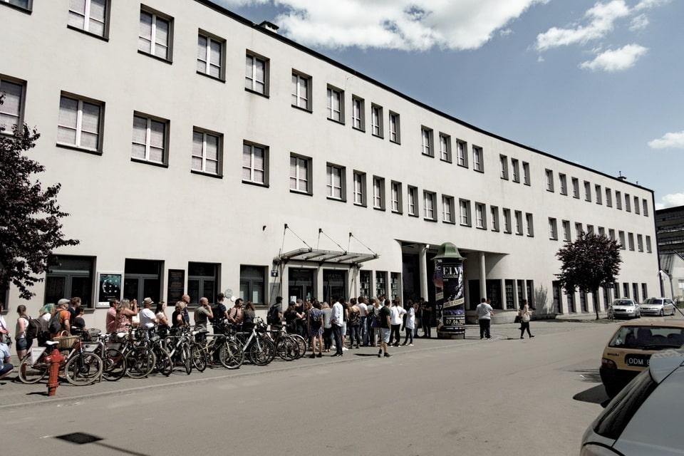 Oscar Schindler's factory in Krakow
